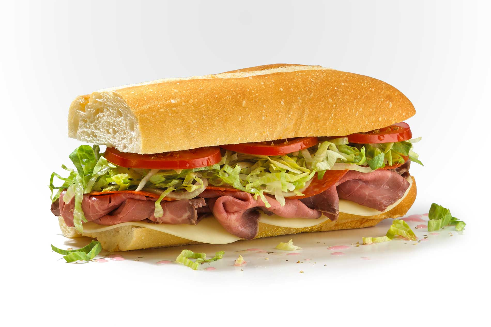 #12 Cancro Special - Fresh Sliced Cold Subs