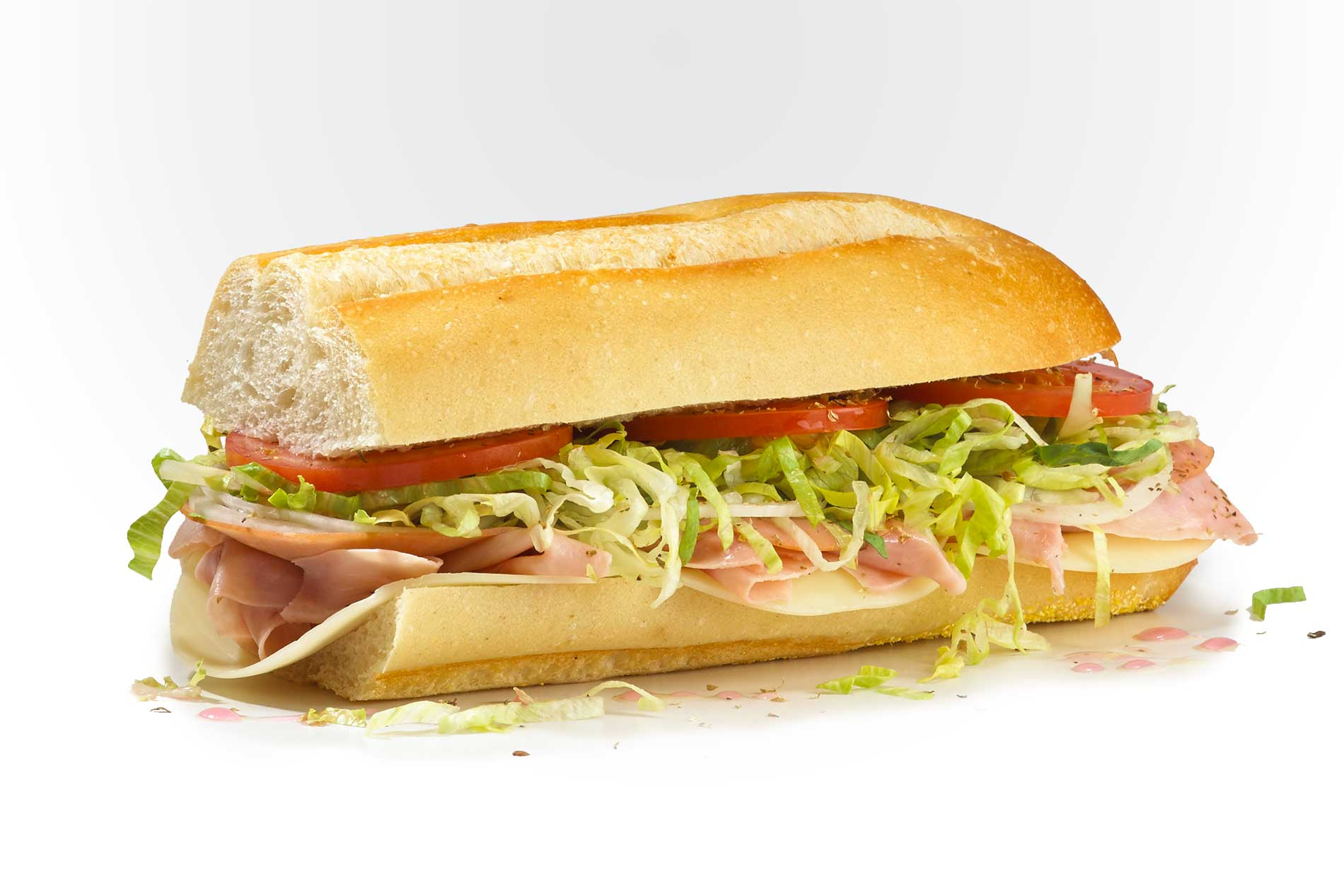 #2 Jersey Shore's Favorite - Fresh Sliced Cold Subs