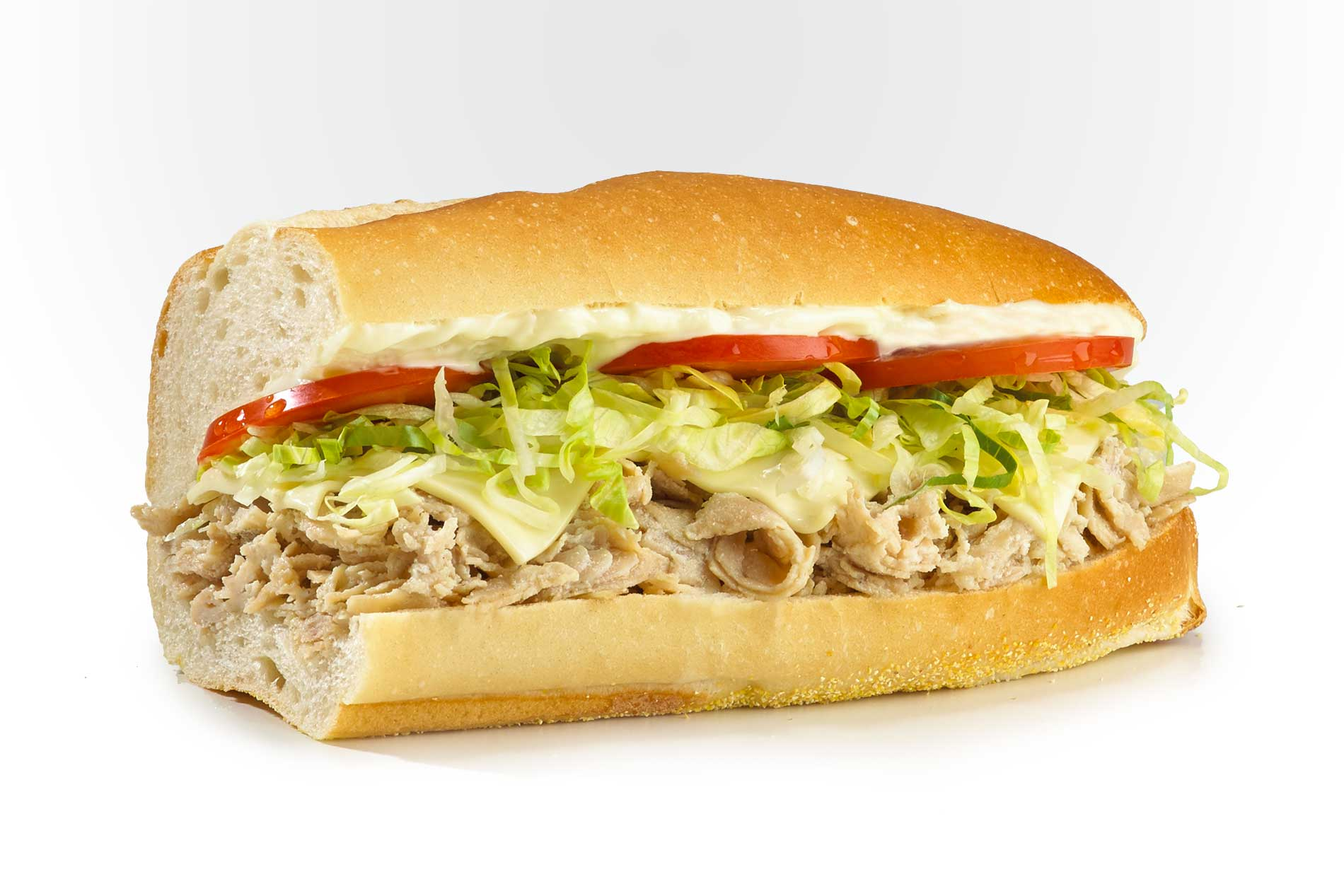 #31 California Chicken Cheese Steak - Fresh Grilled Hot Subs