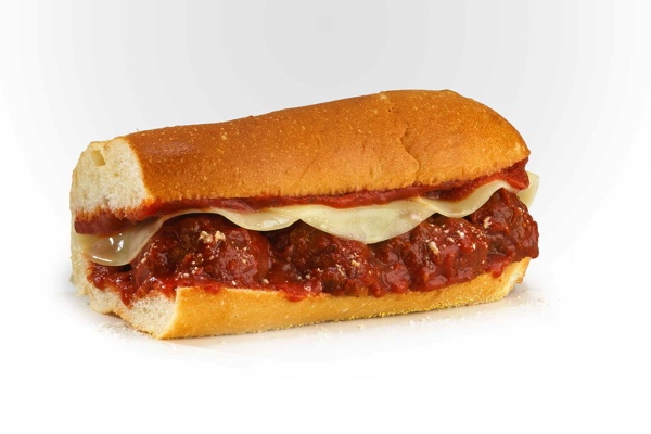 #15 Meatball and Cheese