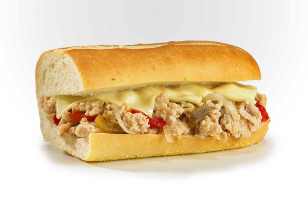 #16 Chicken Philly Cheese Steak
