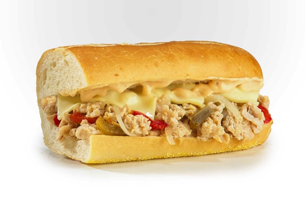 #42 Chipotle Chicken Cheese Steak